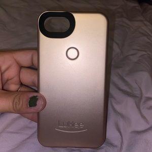 LuMee IPhone Case
